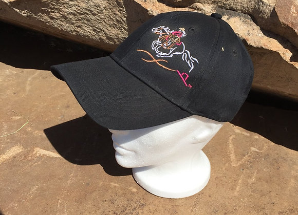 WOMEN'S RUNNING RANCH HORSE TWILL CAP
