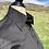 Thumbnail: BLACK SATEEN SHIRT WITH BLING DETAIL