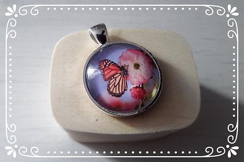 "Anhänger ""Schmetterlingszauber"""