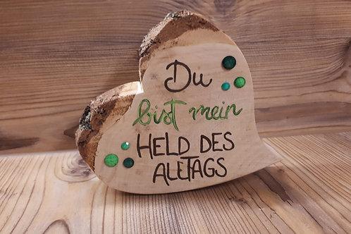 Holzherz mittel
