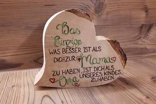 Holzherz