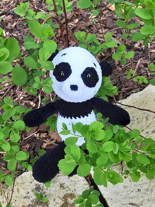 """Panda """"Paule"""""""