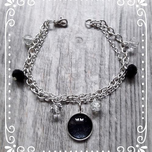 "Armband ""BlackWhite"""