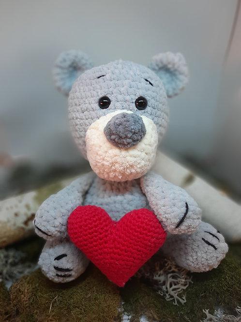 """Teddy """"Verherzt"""""""