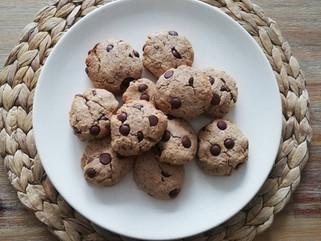 Cookies healthy à la purée d'amandes