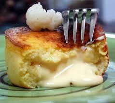 Muffins coulant au chou-fleur