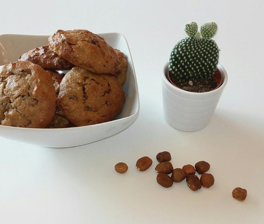 cookies noisettes