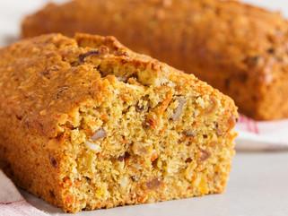 Carrot Cake léger et gourmand