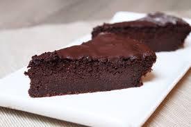 Le moelleux chocolat courgette
