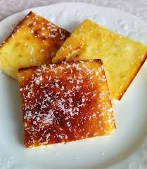 Gâteau corse frais et léger: le Fiadone