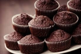 Muffins au chocolat à IG bas