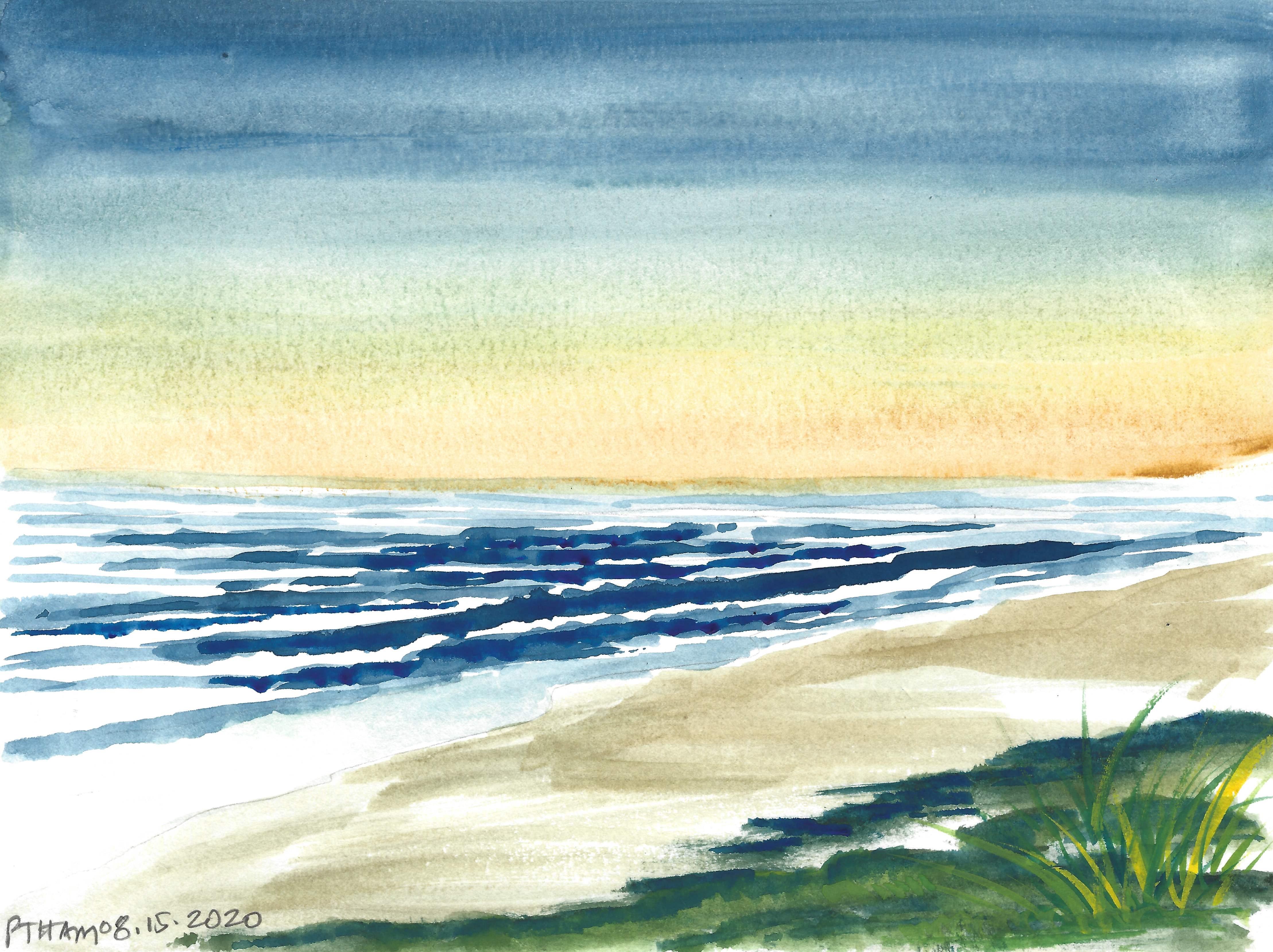 THAM 01 Seascape