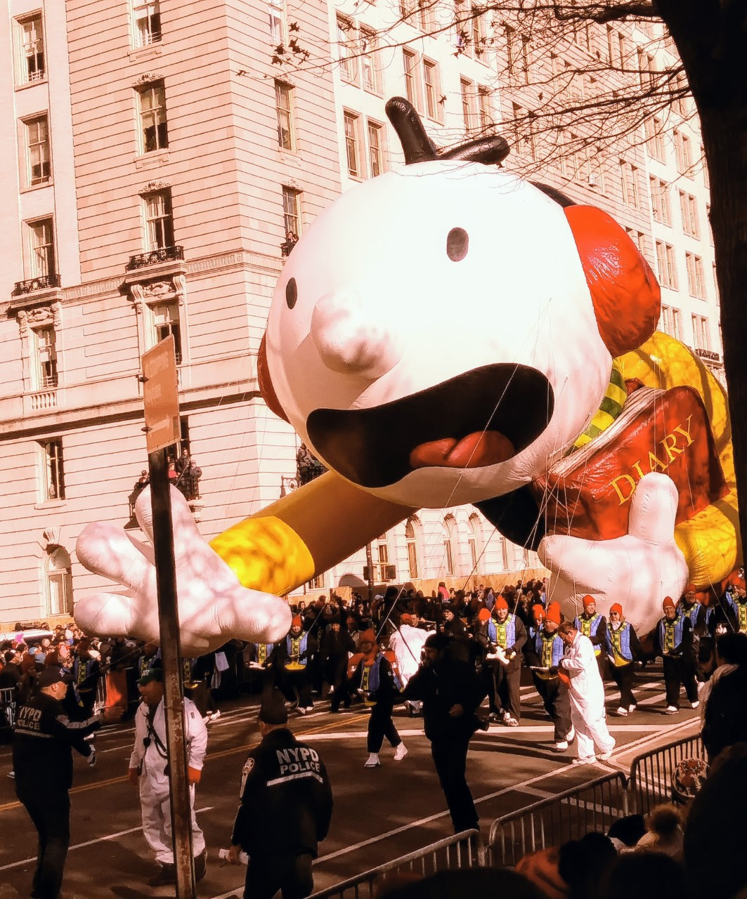 Farrell - 8 - Thanksgiving Day Parade 2.
