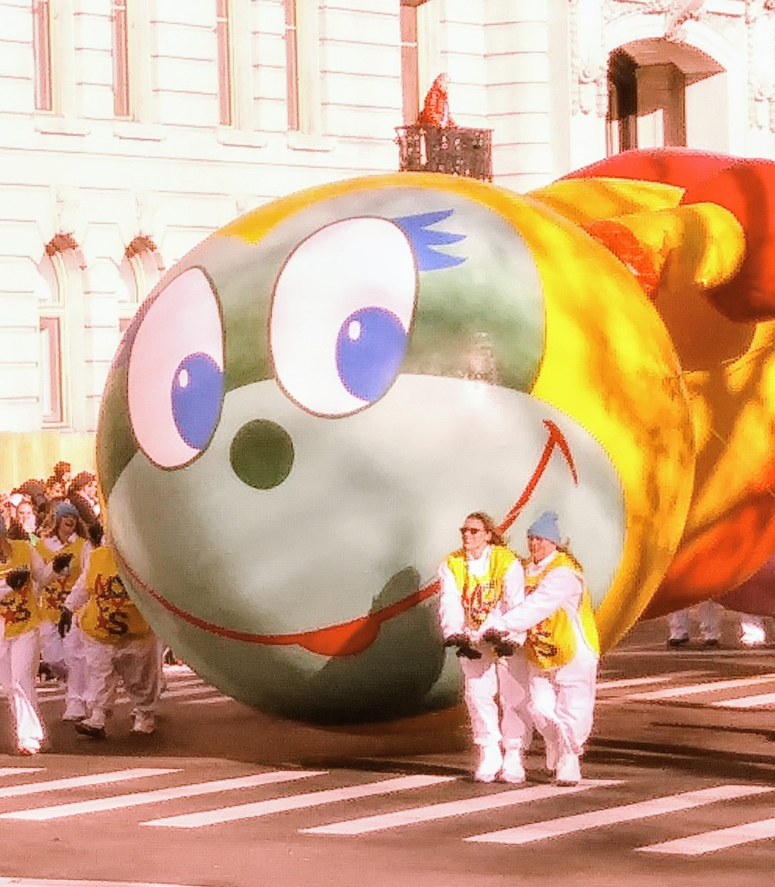 Farrell - 7 - Thanksgiving Day Parade 1.