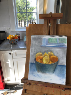 Powell-Lemons Oranges with Inspiration
