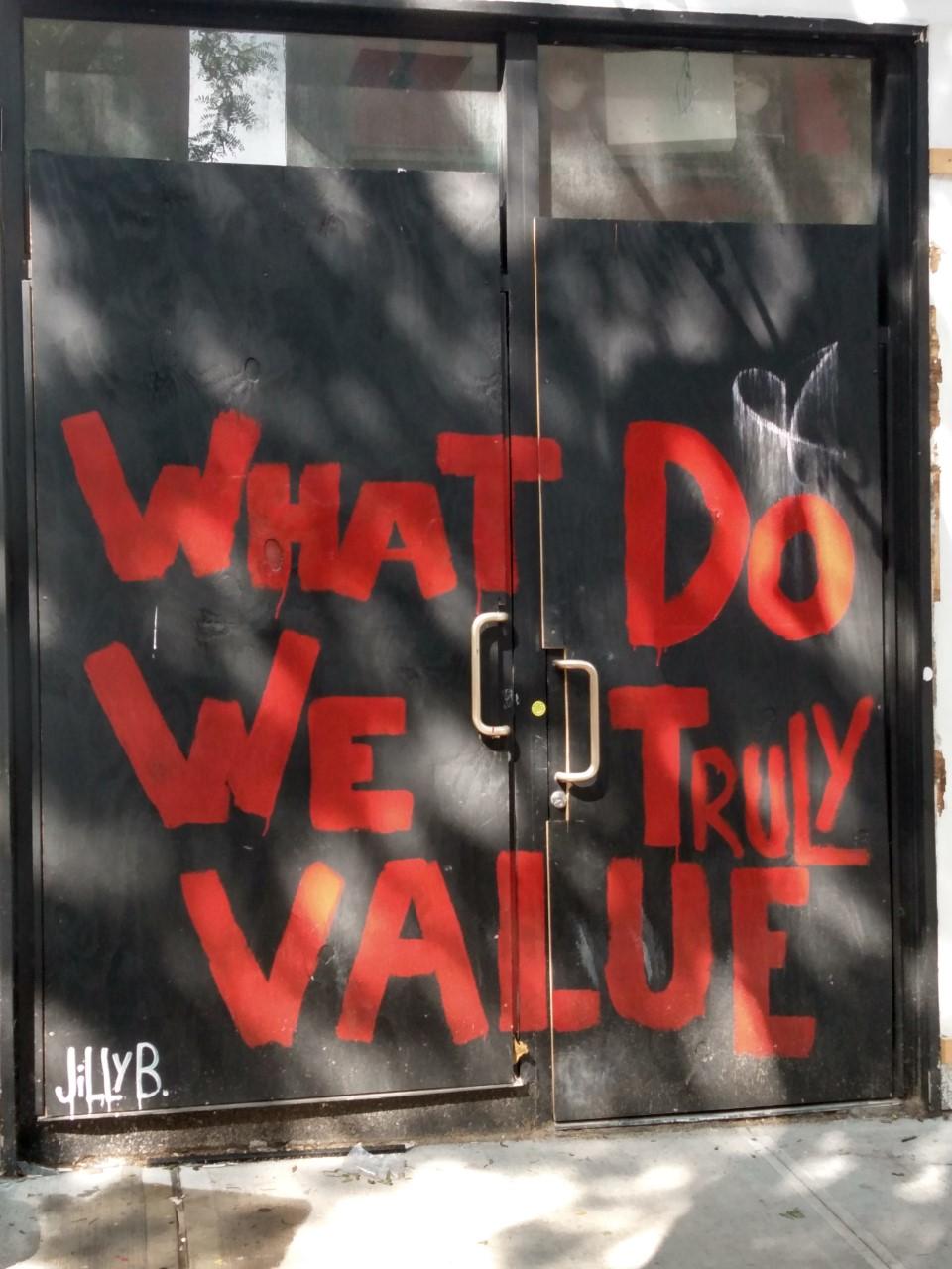 Farrell - 12 - Values