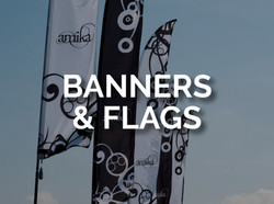 BANNERS & FLAGS
