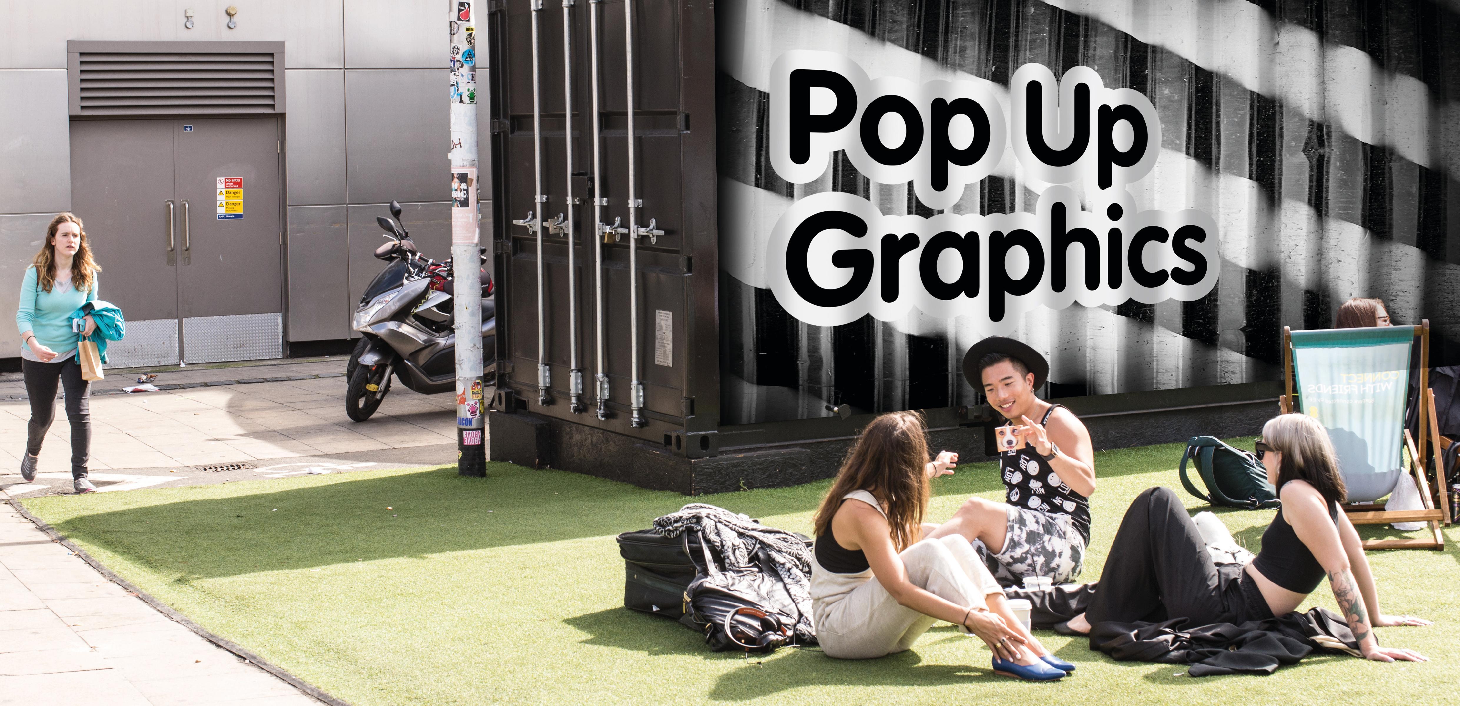 Pop-Up graphics