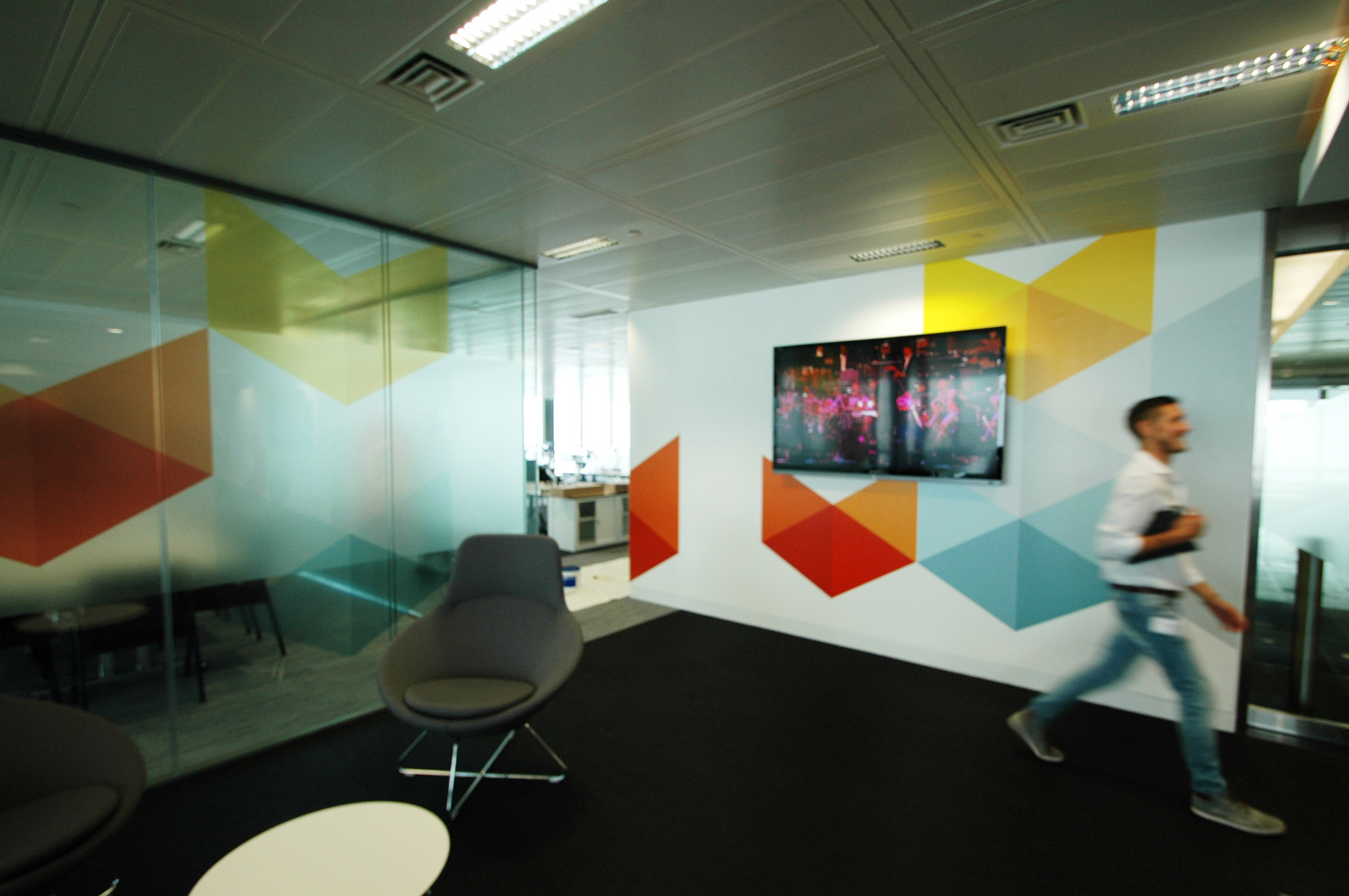 Office graphics