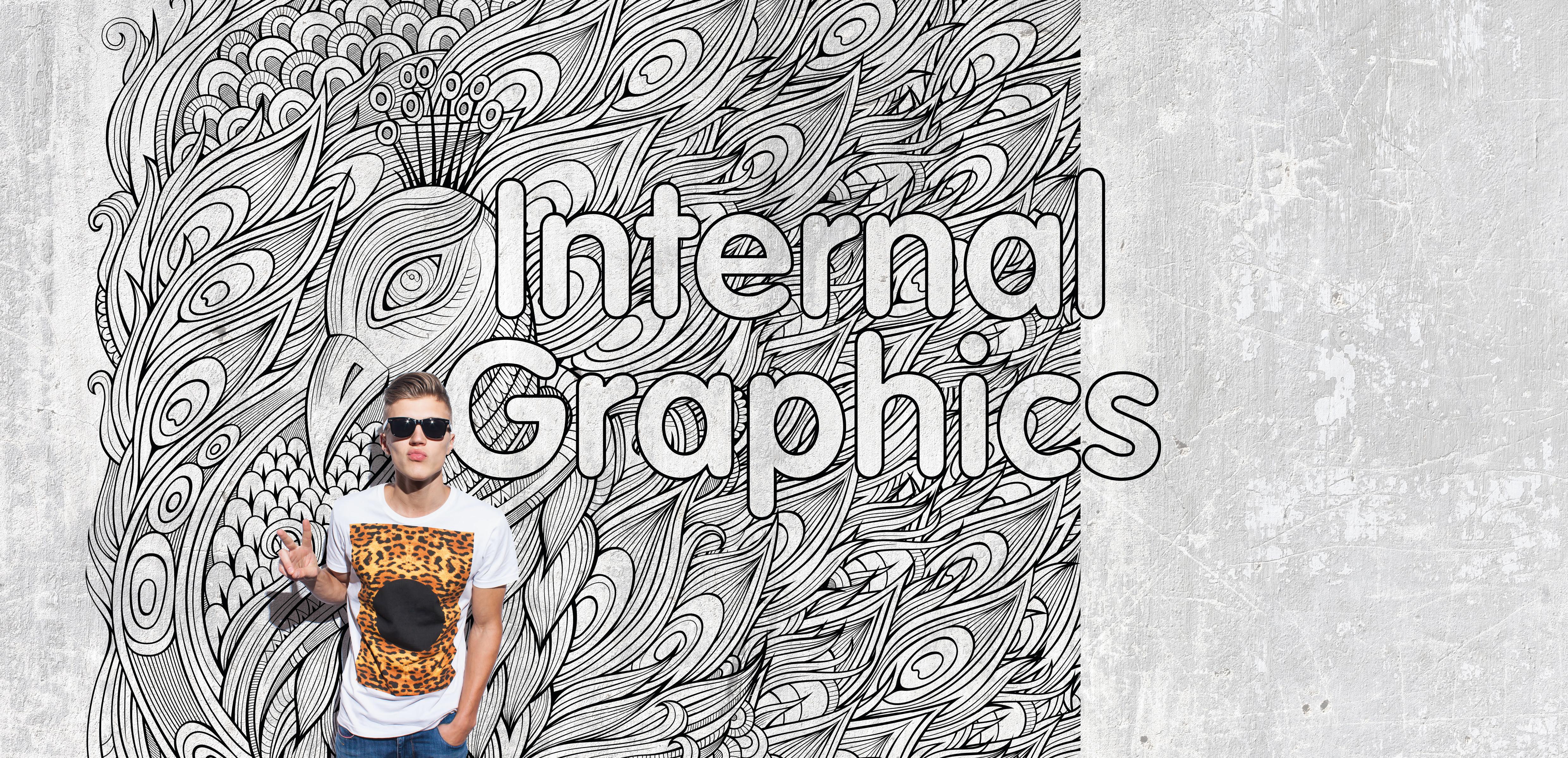 Internal graphics