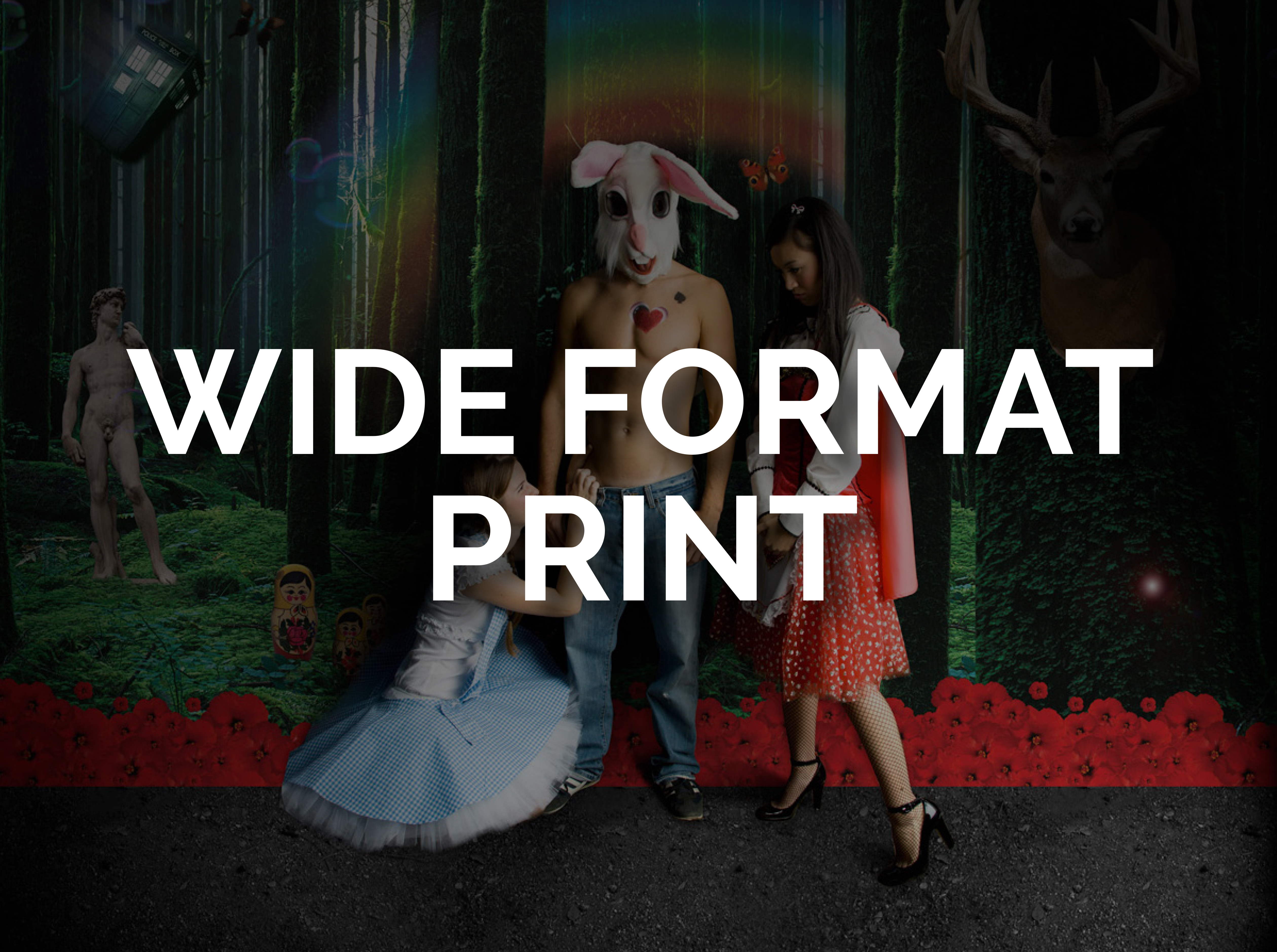 WIDE FORMAT PRINT