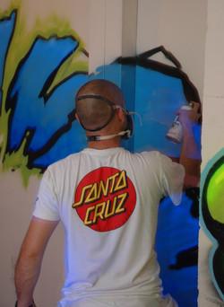 Graffiti graphics