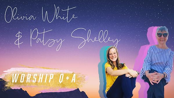 Speaker Slide - Olivia White + Patsy She
