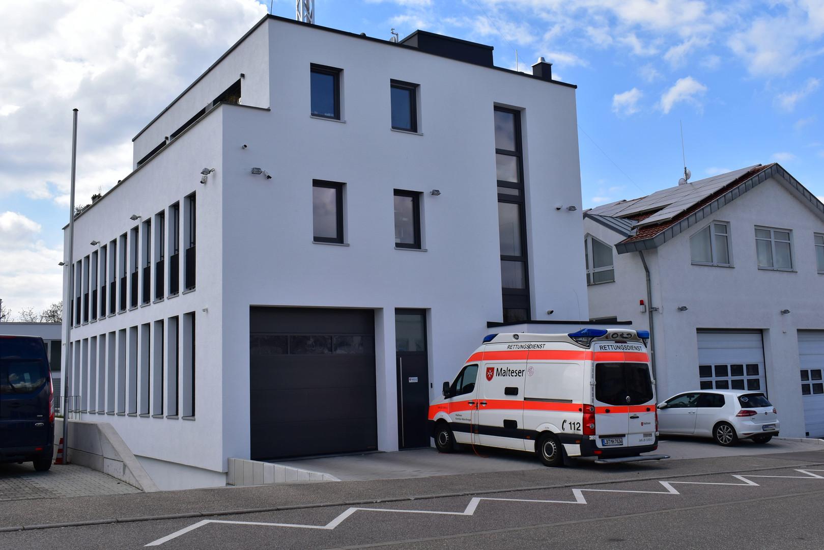 Rettungswache 13 LB-Oßweil (MHD)