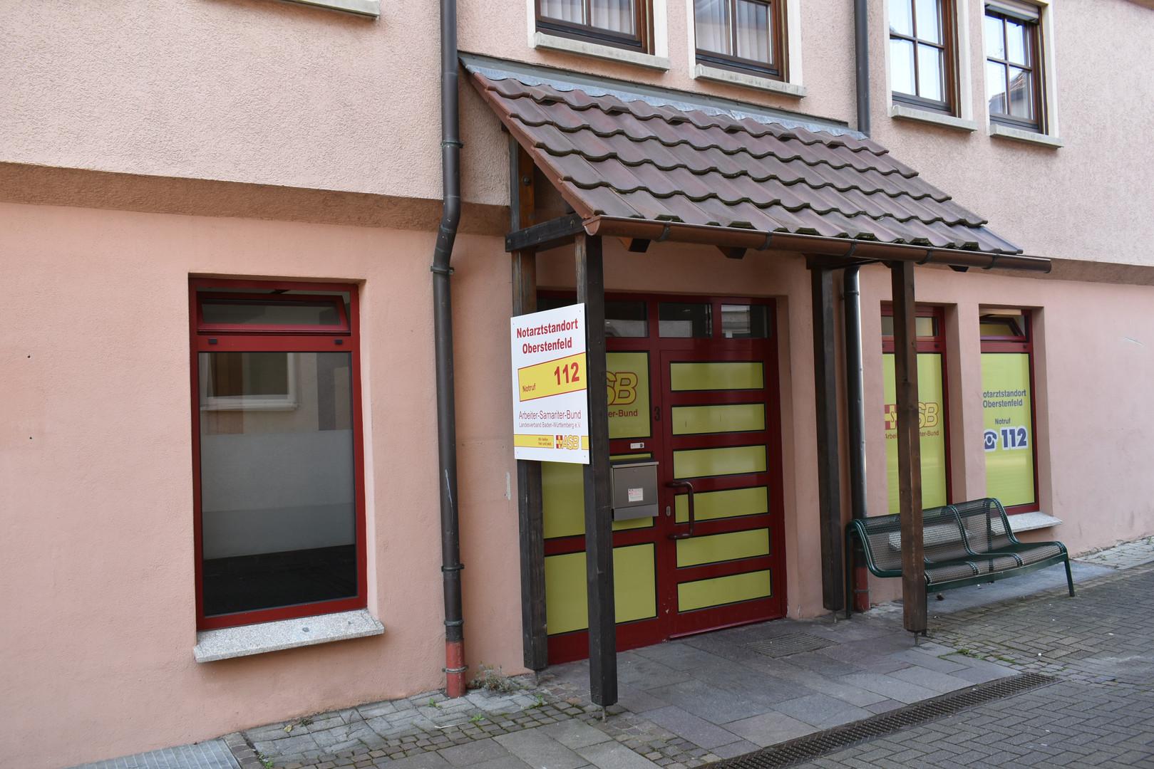 Notarzt-Standort 8A Oberstenfeld (ASB)