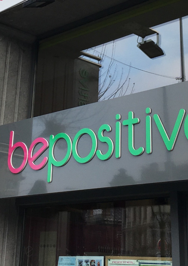 Be Positive - 2017