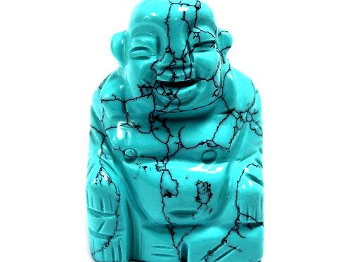 Gemstone Buddha - Turquiose