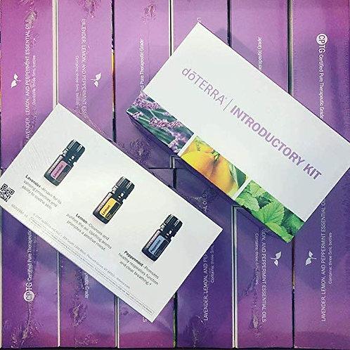 doTERRA Essential Oil Intro Kit - Lemon, Lavender, Peppermint
