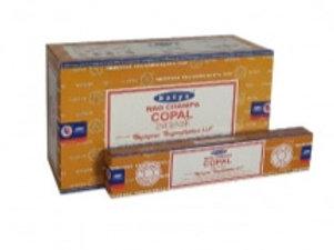 Satya Incense 15gm -COPAL