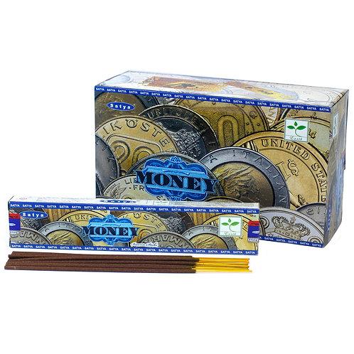 Satya  Incense 15gm -Money