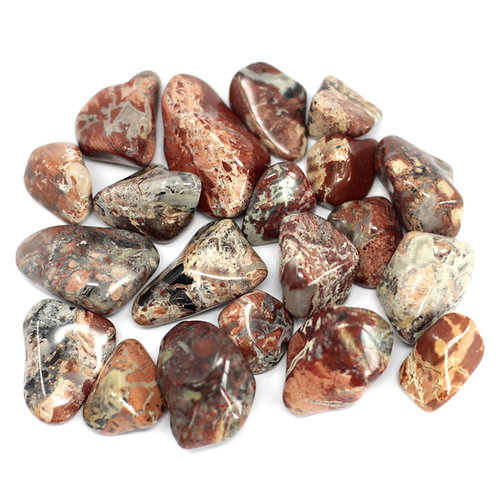 Jasper - Brecciated - Light - African Gemstone