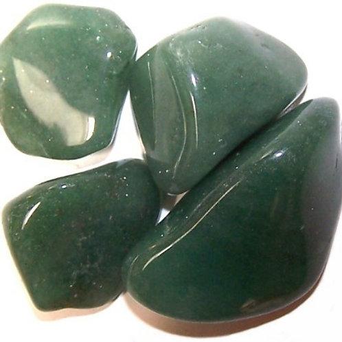 Quartz Green - Large Tumble Stones