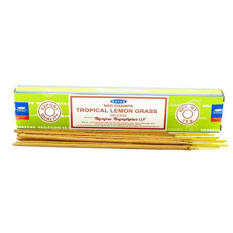 Satya Incense Sticks 15g - Tropical Lemongrass