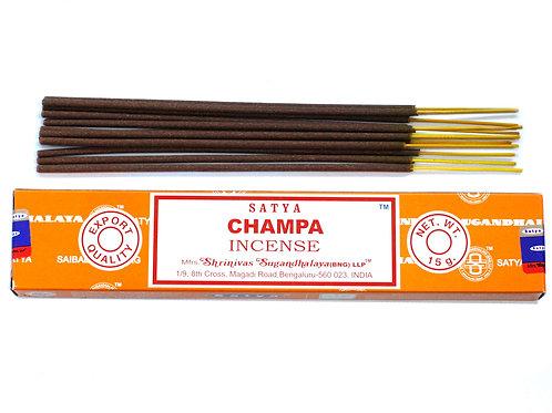 Satya Incense 15gm -Champa