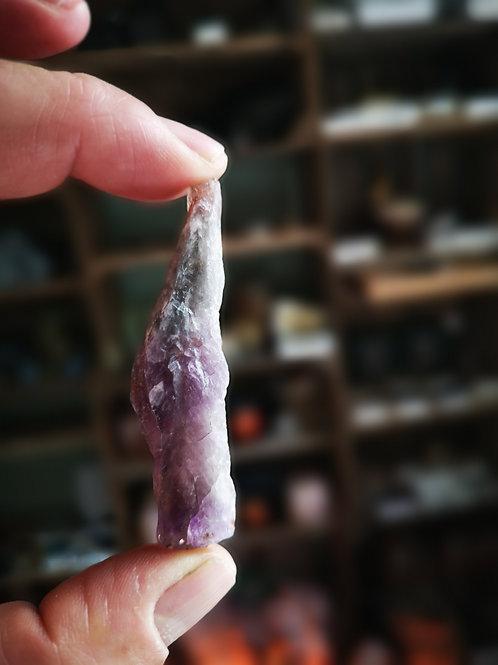 S7 SUPER SEVEN, SUPER 7. Rare crystal mix: Genuine Brazil. 12-13g Powerful