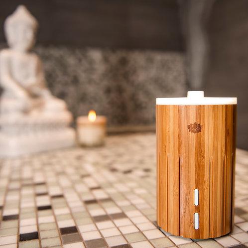 ESTA Ultrasonic Aroma Diffuser in Natural Sustainable Bamboo (MADEBYZEN)