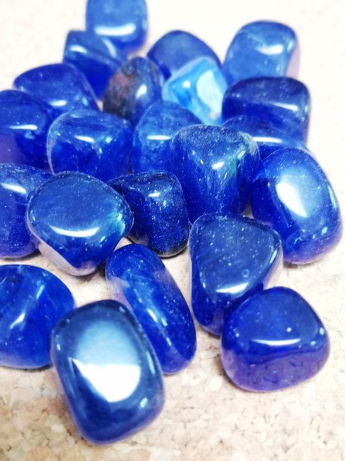 Cobalt BLUE OBSIDIAN - (Medium)