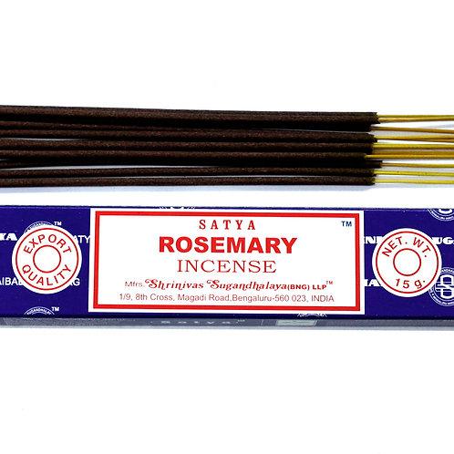 Satya Incense 15gm -Rosemary