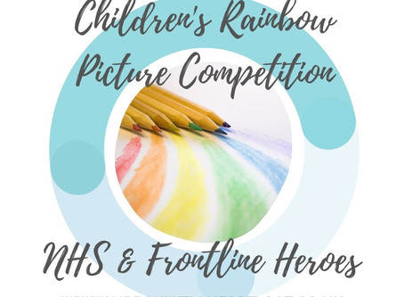 NHS Window Rainbow Picture Competition – FLOAT FOR FRONTLINE WORKERS