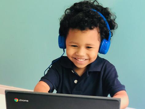 Back to School: Preparing for Online Kindergarten & Early Elementary Grades