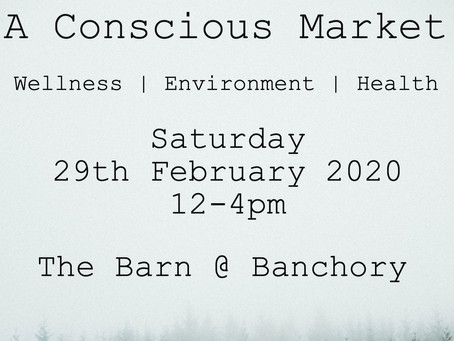 Meet the Float family at 'Concious Market', Sat 29th Feb, The Barn@Banchory