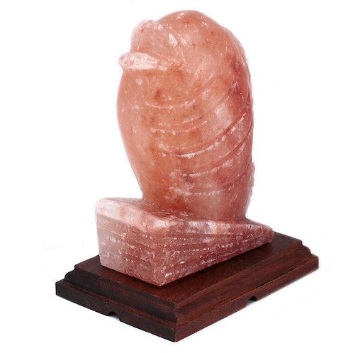 Fish Figure Shape High Quality Pink Himalayan Salt Lamp