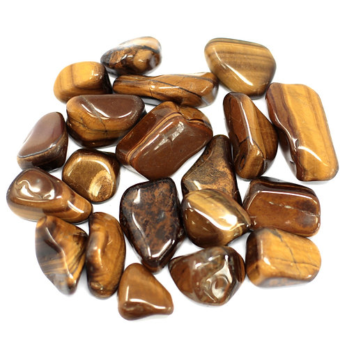 Tigers Eye - Golden - African Gemstone