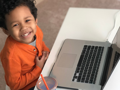 Virtual Play Date for Toddlers, Part II: The Agenda