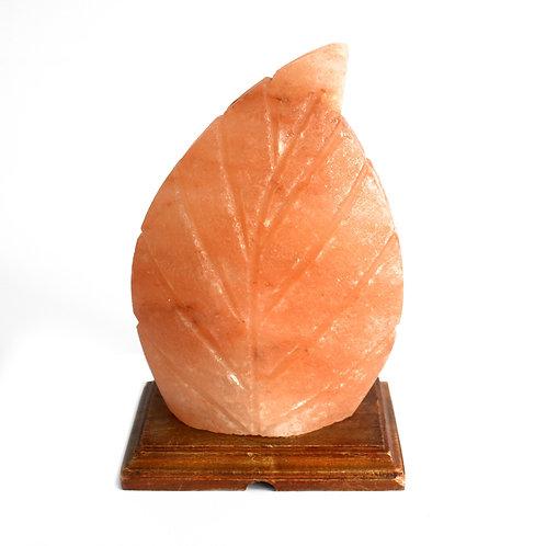 Fern Figure Shape High Quality Pink Himalayan Salt Lamp