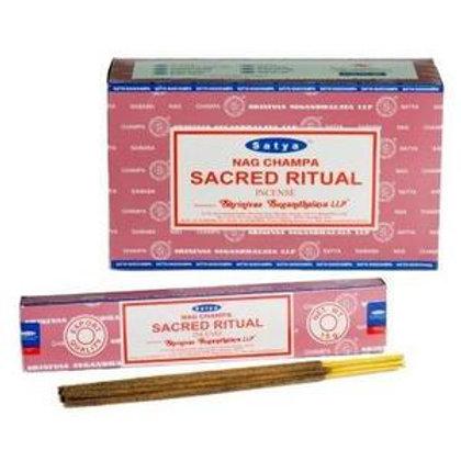 Satya Incense 15gm - SACRED RITUAL